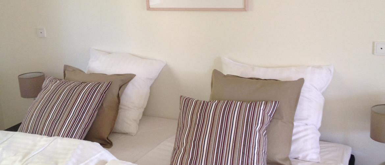 Dobbeltværelse i luksus feriehus
